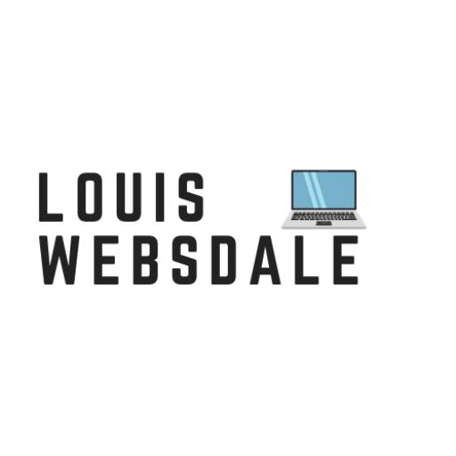 Louis Websdale Website Designer in Essex Logo