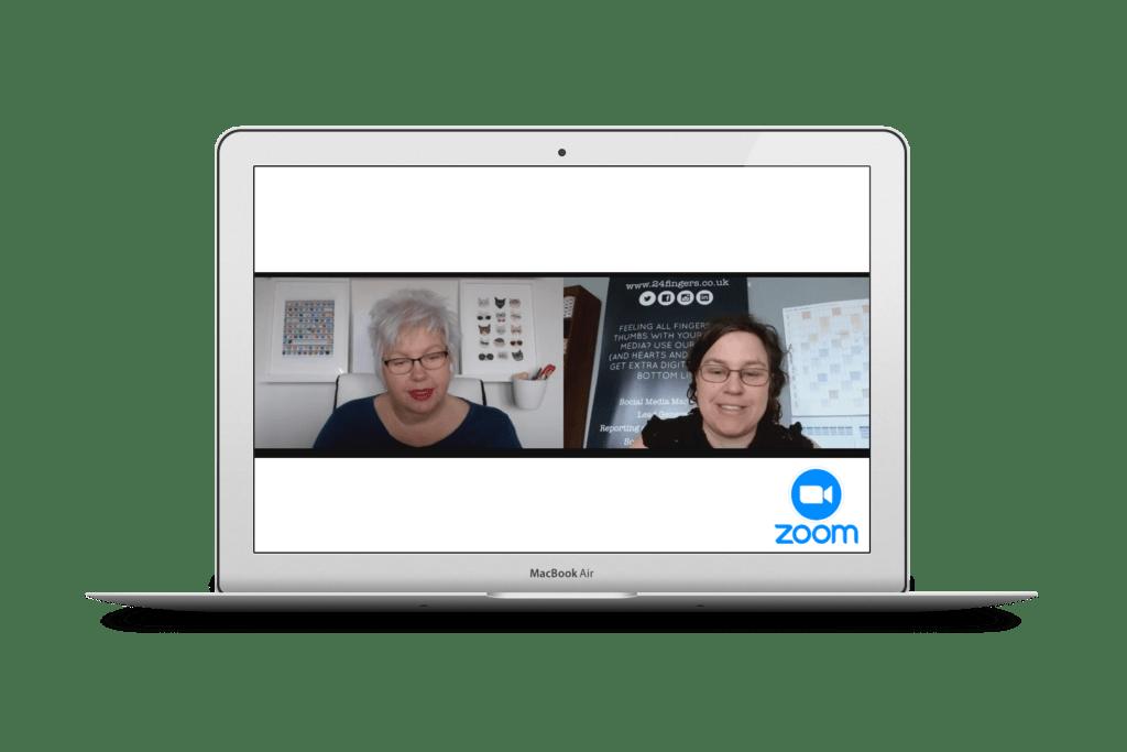 Zoom Video Editor in Essex