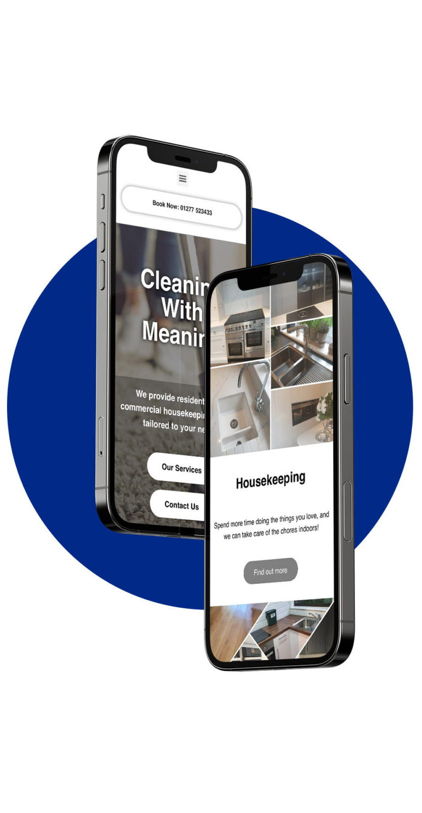 Mobile Website Design Essex by Louis Websdale