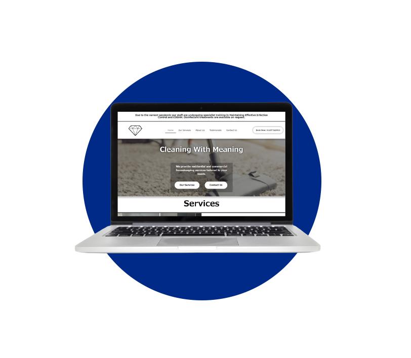 Website Designed by Louis Websdale Essex Website Designer